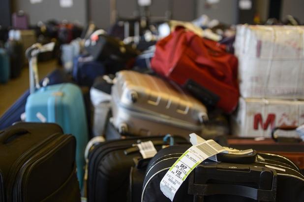 Bagageproblemen op Brussels Airport