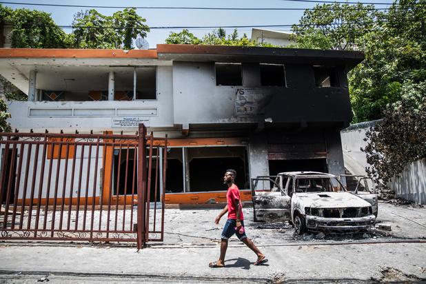 Haïti na de moord op de president: 'Ergste humanitaire crisis in de maak'