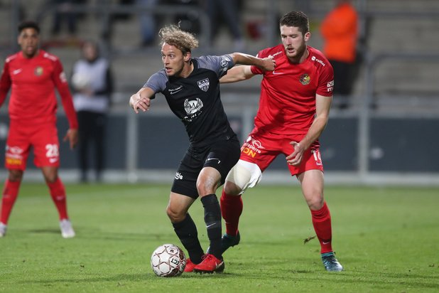 L'AS Eupen et Julian Schauerte se séparent à l'amiable