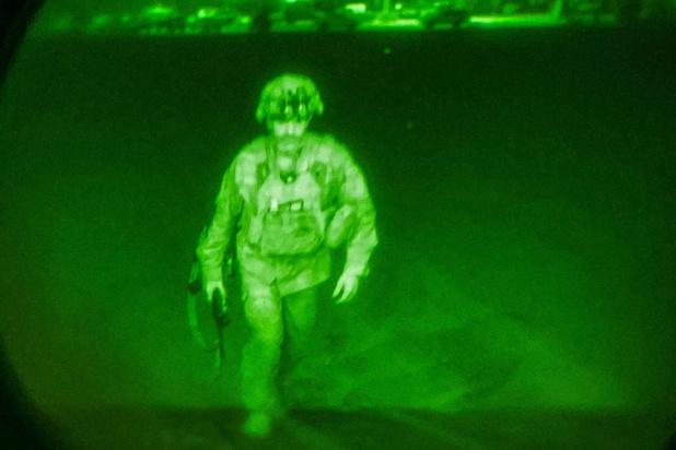 Alle VS-troepen zijn vertrokken uit Afghanistan, na 20 jaar oorlog