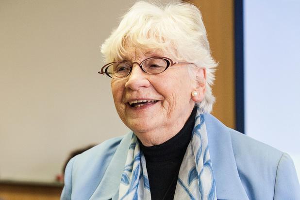 Tv-icoon Paula Sémer op 96-jarige leeftijd overleden