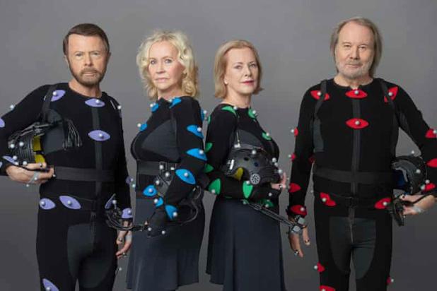ABBA kondigt na 40 jaar nieuw album aan