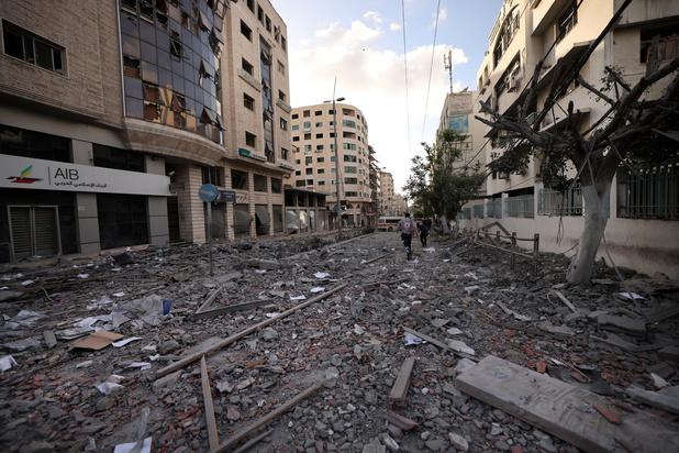 Semblant de retour à la normale à Gaza, mais la diplomatie devra assurer l'après