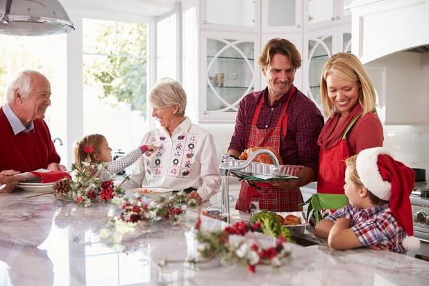 Les réunions de famille autorisées à Noël au Royaume-Uni