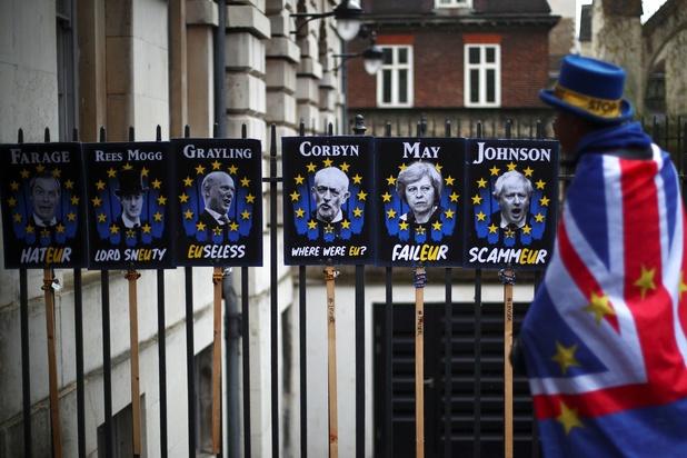 """""""Le Brexit, bombe à fragmentation"""""""
