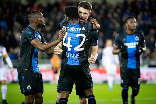 Le Club Bruges affrontera l'Ajax et le PSV durant son stage au Qatar