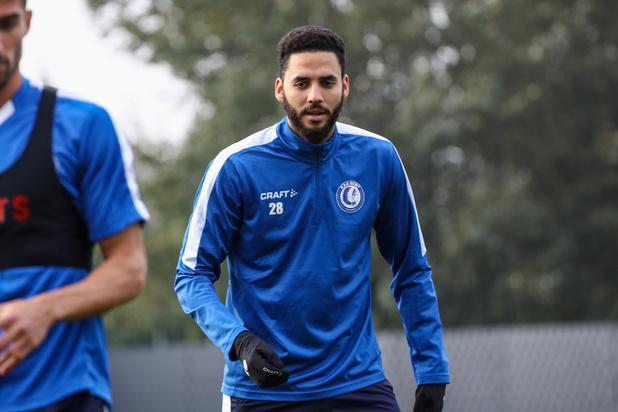 Dylan Bronn verlaat B-kern KAA Gent voor FC Metz