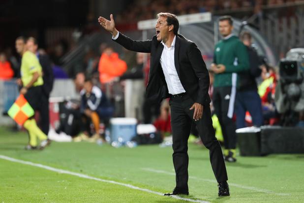Rudi Garcia is de nieuwe coach van Jason Denayer bij Lyon
