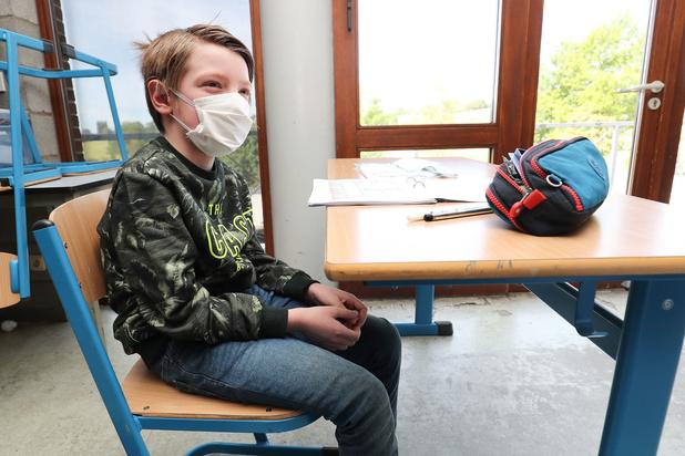 Raymonda Verdyck: 'Niet te allen prijze scholen openhouden'
