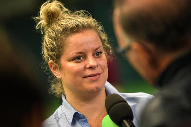 Kim Clijsters kijkt uit naar comeback maar tempert de verwachtingen: 'Grandslamwinst is niet mogelijk'