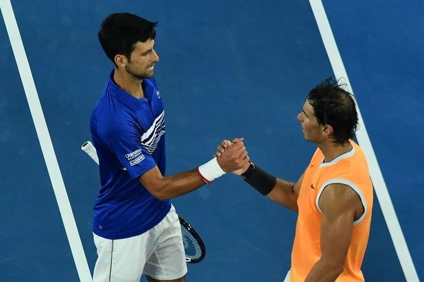 Nadal et Djokovic débutent sans encombre