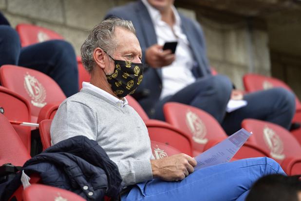 Sportief adviseur Michel Preud'homme verlaat Standard