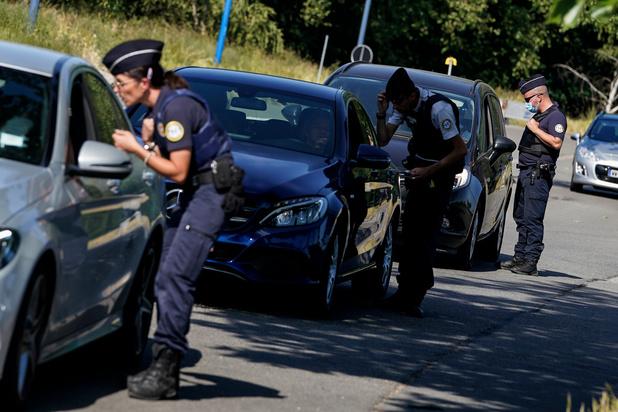 Visites transfrontalières: les Belges ne peuvent toujours pas se rendre en France