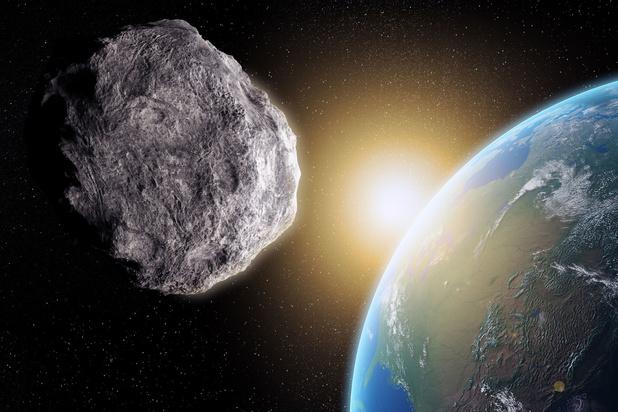 Aarde heeft tijdelijk nieuwe maan