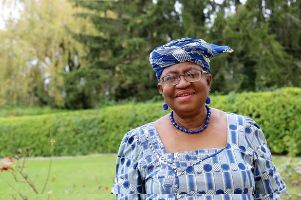 Ngozi Okonjo-Iweala, première femme et première africaine à la tête de l'OMC