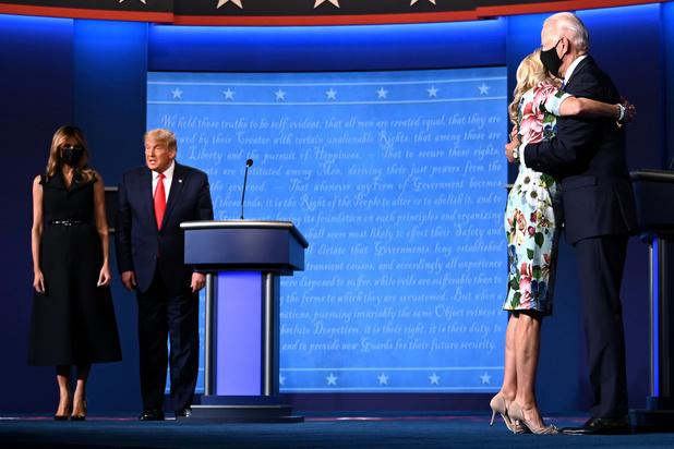 Elections USA: Trump et Biden, deux familles aux antipodes (photos)