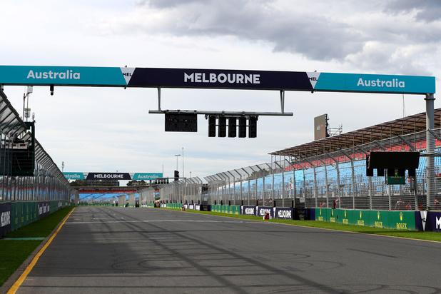 F1 en MotoGP in Australië opnieuw afgelast