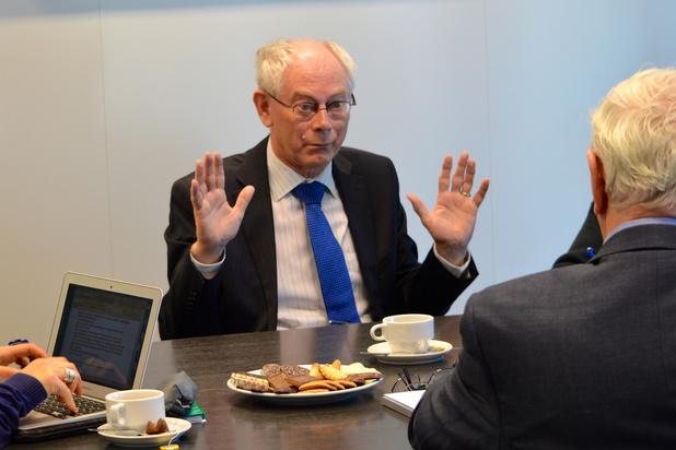 Document: le passionnant dialogue Van Rompuy - Moureaux sur la Belgique (entretien)