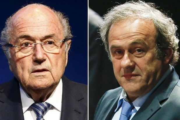 """Paiement de Blatter: Platini soupçonné de """"complicité de mauvaise gestion et détournement"""""""