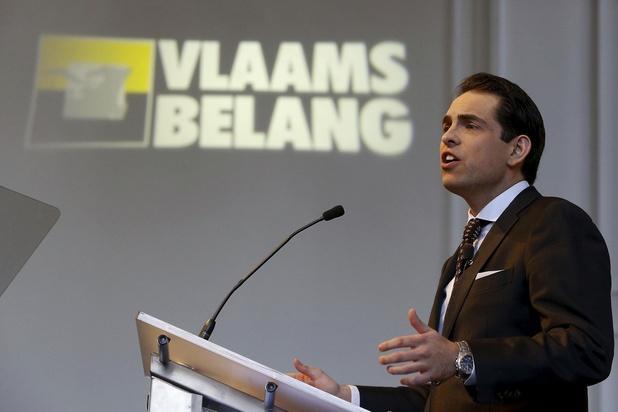 Le Vlaams Belang dépose des listes symboliques pour la Chambre en Wallonie