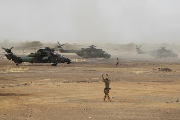 13 Franse soldaten komen om bij helikoptercrash tijdens operatie tegen jihadisten in Mali