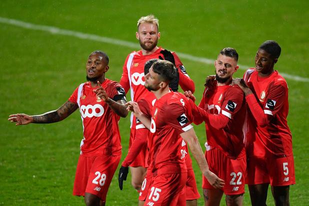 Jupiler League: Standard makkelijk voorbij Eupen (0-4)