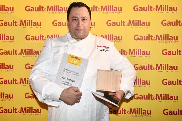 Voici le nouveau Chef de l'année et les autres chefs belges récompensés par le Gault&Millau 2020