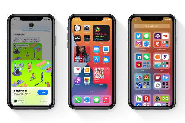 iOS 14.5: aperçu des nouveautés sur votre iPhone dès aujourd'hui