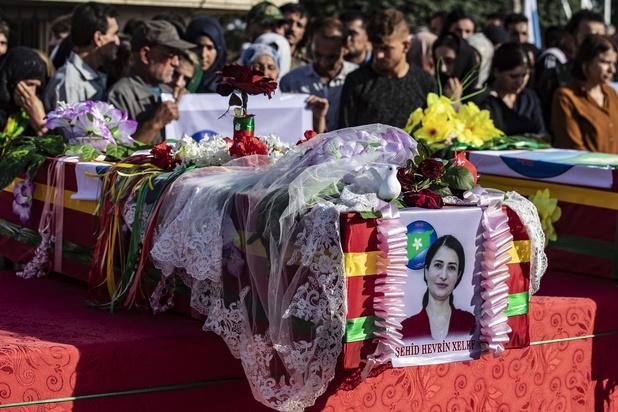 Hoe een Koerdische politica gruwelijk werd geëxecuteerd in Noord-Syrië