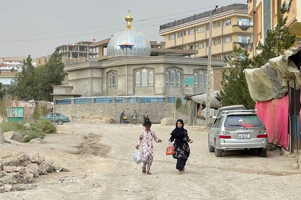 Humanitaire ramp dreigt in Afghanistan: '14 miljoen mensen hebben nu al niet genoeg te eten'