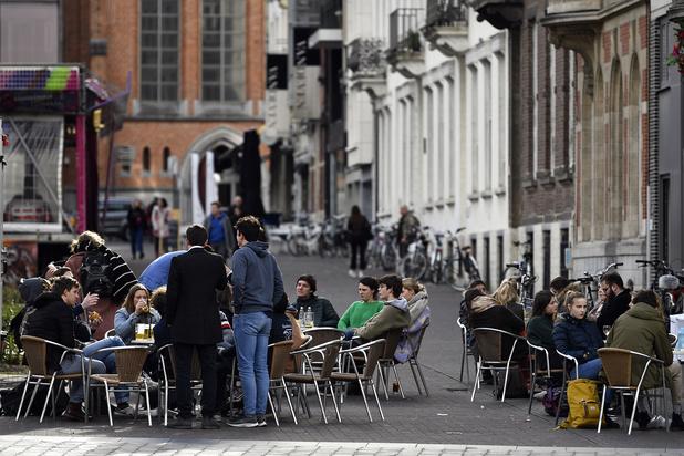 KU Leuven opent teststraat voor studenten