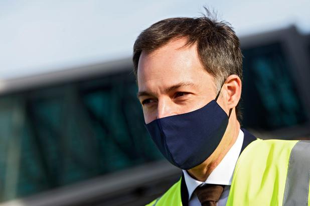 La Belgique interdit les vols et les trains en provenance du Royaume-Uni