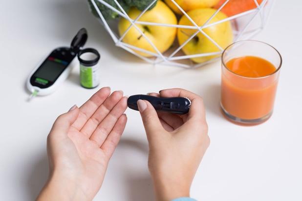 Naar schatting half miljoen mensen met diabetes in Vlaanderen