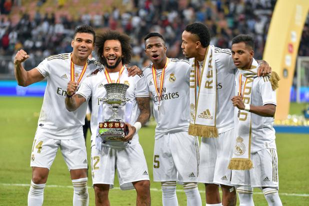 De toekomst van Real Madrid oogt Braziliaans