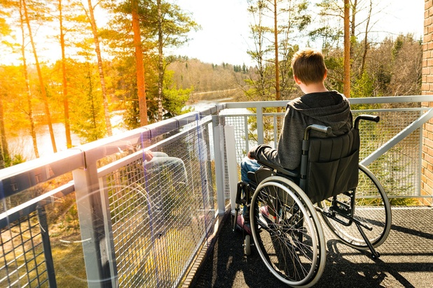 'Er worden wel degelijk grote stappen gezet om personen met een beperking te ondersteunen'