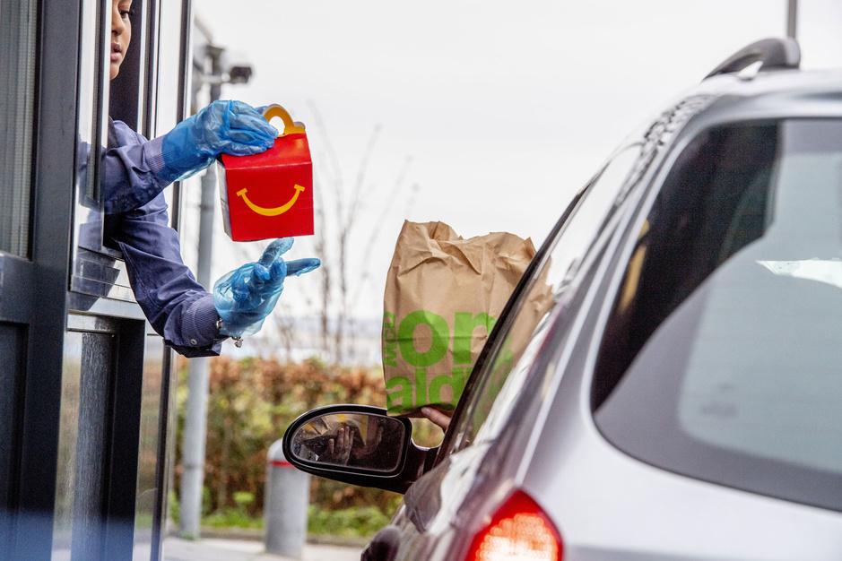 Diëtist Michaël Sels: 'Het stemt me somber dat mensen zich verheugen als McDonald's heropent'