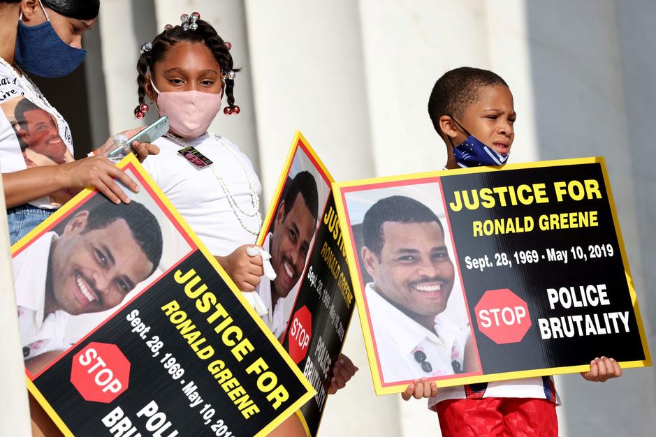 VS-studie: 55 procent van de doden door politiegeweld halen de statistieken niet