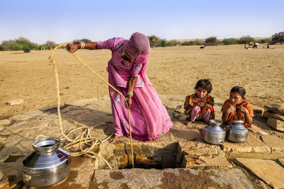 Waterprobleem geen ver-van-mijn-bed-show: 'Migratiecrisis is gedeeltelijk gevolg van waterschaarste'
