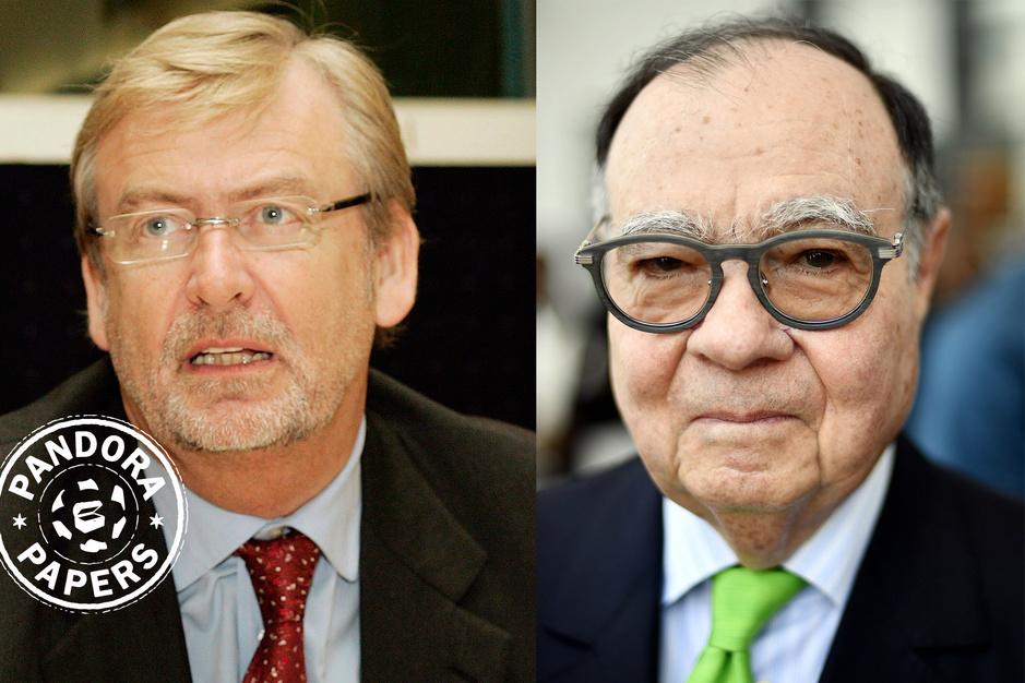 Pandora Papers: het Hongkongse hr-kantoor van George Forrest en Pierre Chevalier