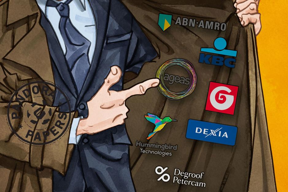 Pandora Papers: de offshoreactiviteiten van Belgische topbankiers