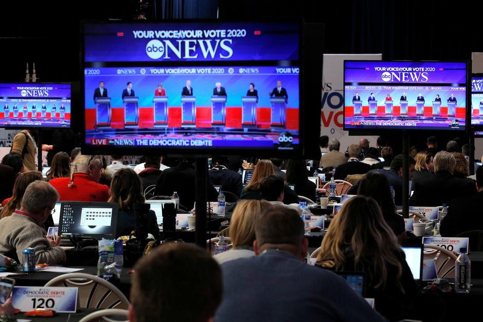 Waarom Bloomberg en Trump de winnaars van de Democratische voorverkiezingen in Iowa zijn