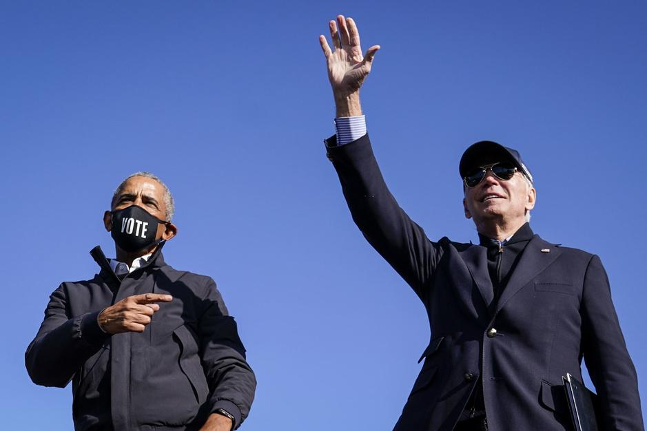 Waarom Joe Biden met een handicap aan de start verscheen