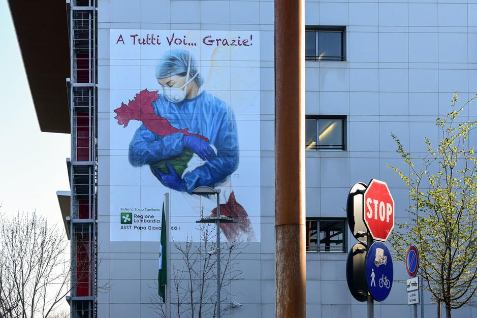 Factcheck: Ja, VTM Nieuws gebruikte Italiaans archiefbeeld in reportage over Antwerps ziekenhuis
