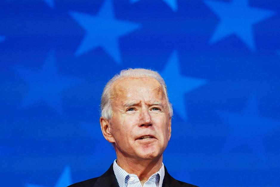Amerikakenner Paul Verhagen: 'Joe Biden komt hier sterker uit'
