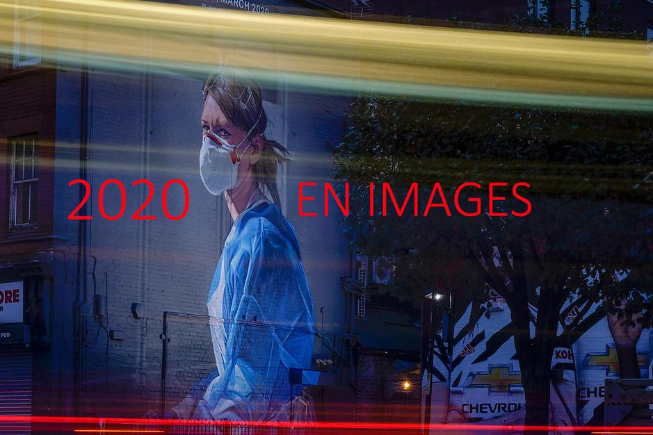 L'année 2020 en photos