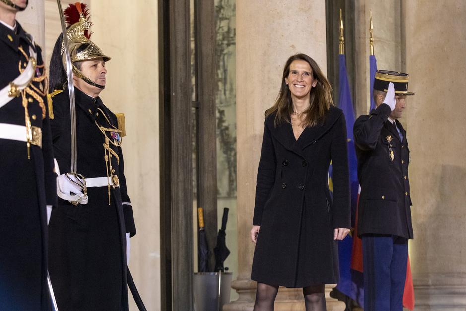 Portret van premier Sophie Wilmès: 'Ze kan wél knopen doorhakken'