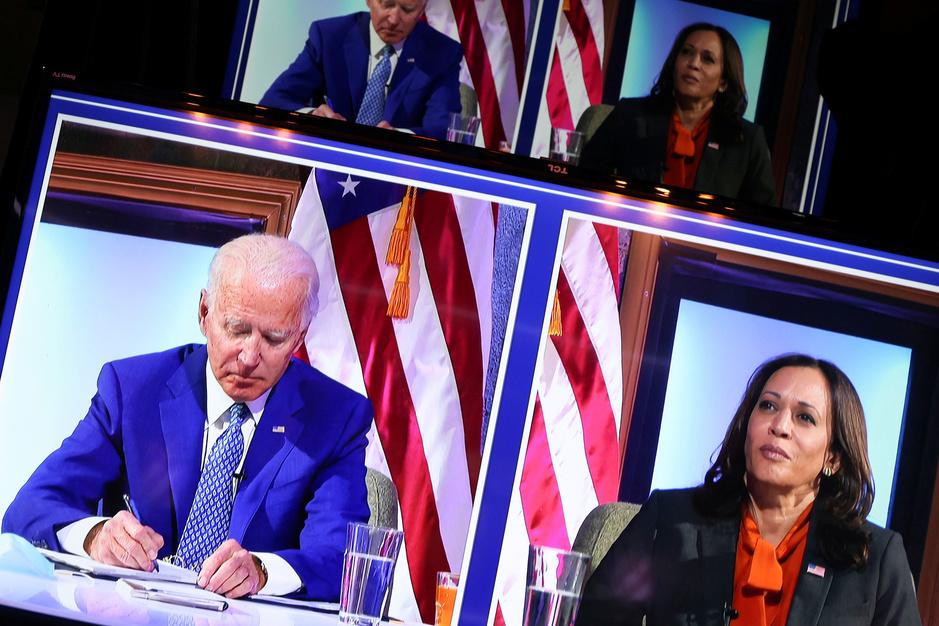 Wie is wie in de ploeg van president Joe Biden?