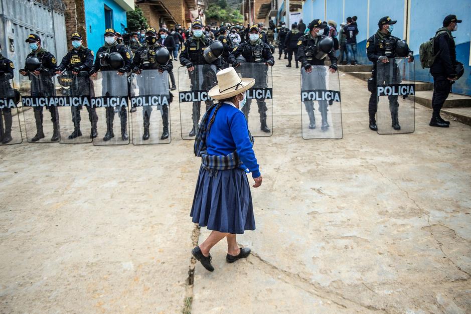 Verkiezingen Peru zijn nek-aan-nekrace: de politiek is totaal gepolariseerd