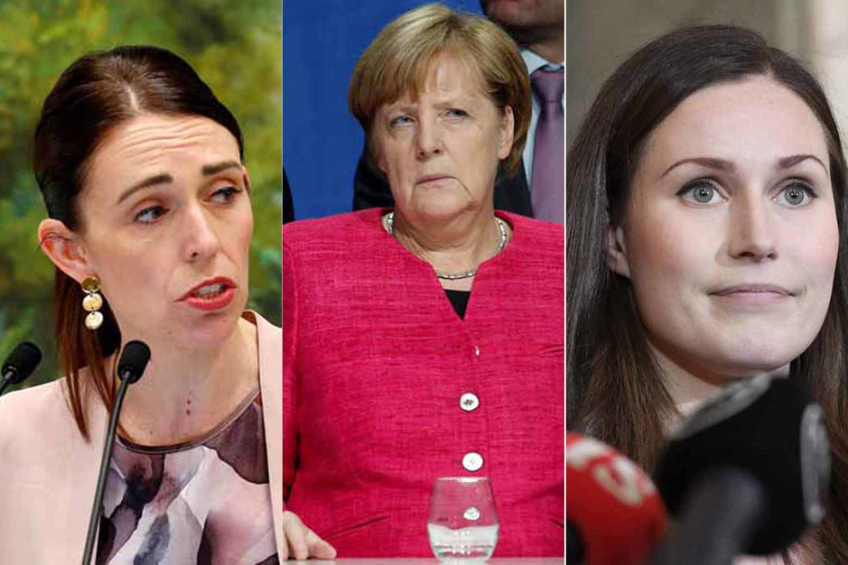 Ces femmes qui dirigent le monde (en images)
