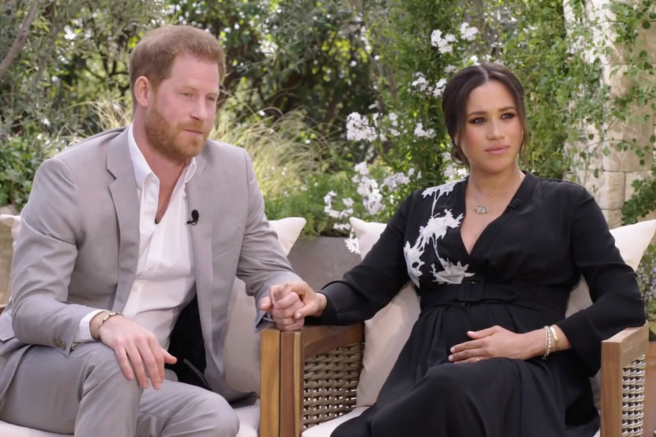 Harry en Meghan bij Oprah: 'Dit is een klassiek staaltje ouderwetse oorlogsvoering'